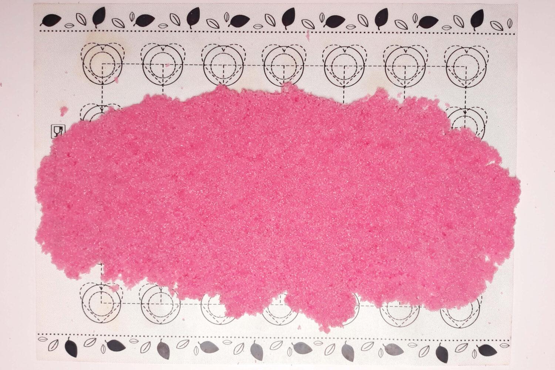 rozwałkowany sugar sheet, mata silikonowa