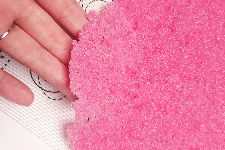 gotowy sugar sheet, mata silikonowa