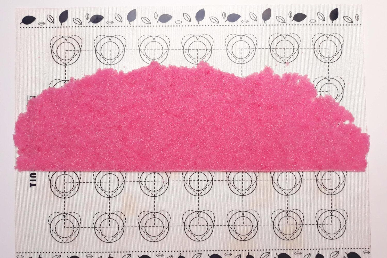 docity sugar sheet gotowy do położenia na tort, mata silikonowa