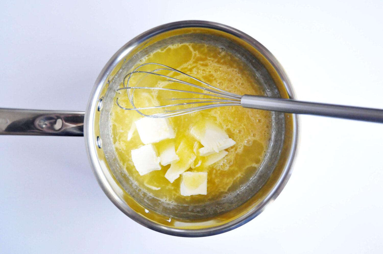 przygotowanie lemon curdu