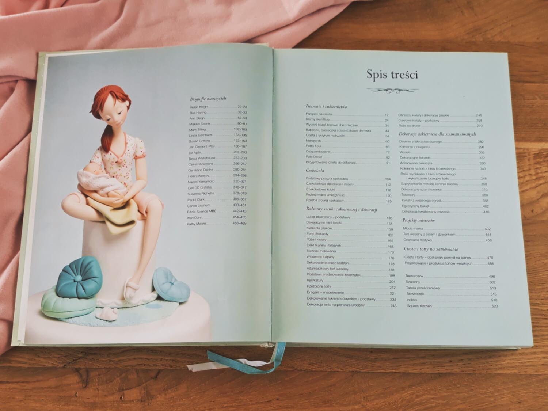Top 5 najlepsze książki cukiernicze, które musisz przeczytać, książka, sztuka dekoracji cukierniczej, międzynarodowa szkoła squires kitchen