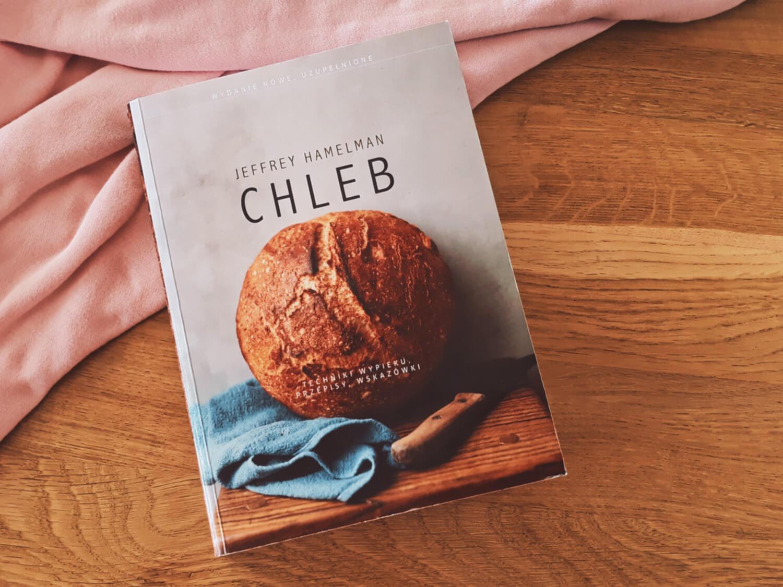 książka, Chleb Jeffrey Hamelman