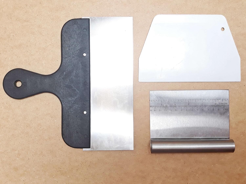 podstawowe narzędzia do dekorowania tworzenia tynkowania składania tortów packa skrobka cukiernicza