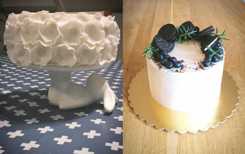 podstawowe narzędzia do dekorowania tworzenia tynkowania składania tortów podkładka tort składany bez rantu i w rancie
