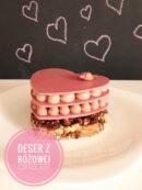 Jak smakuje różowa czekolada? Stwórz deser z ruby chocolate