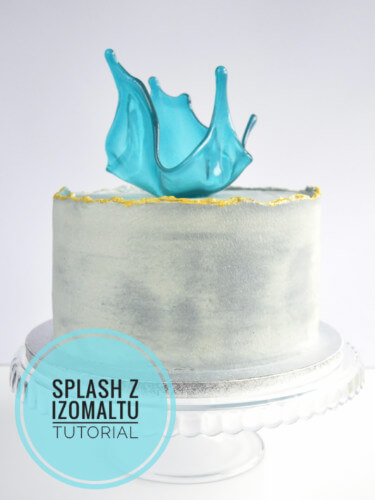 Splash z izomaltu