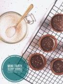 Rozpustne kruche mini tarty - solony karmel i czekolada!