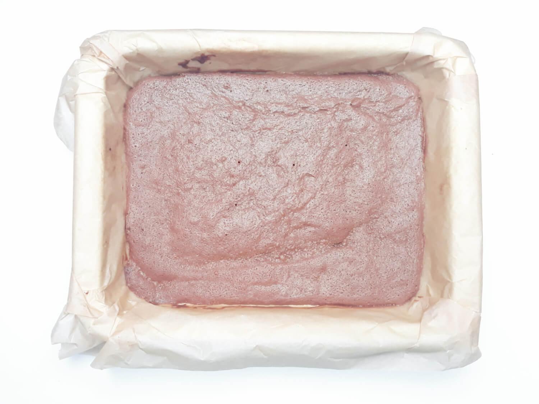 upieczone ciasto truflowe