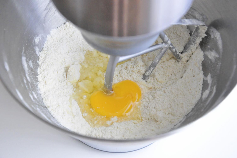 przygotowanie ciasta kruchego na tartaletki