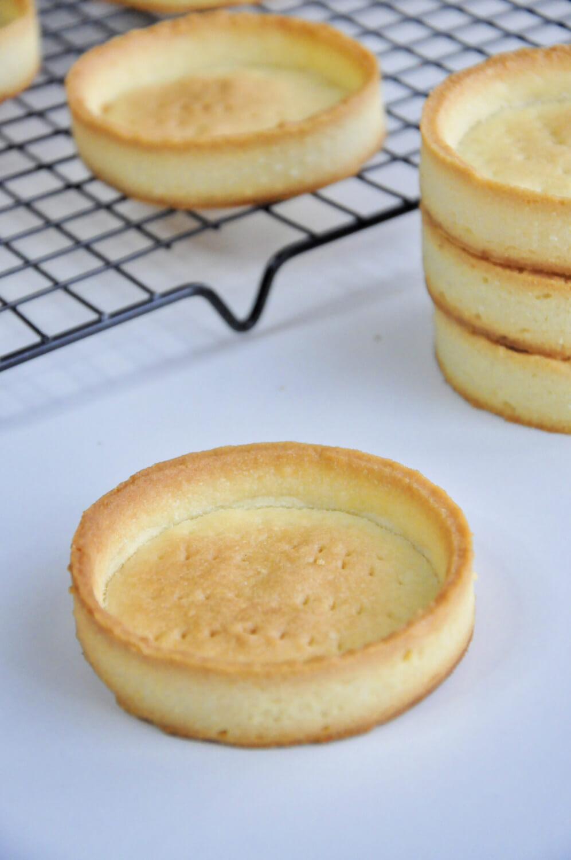 tartaletki, idealne kruche spody do mini tart