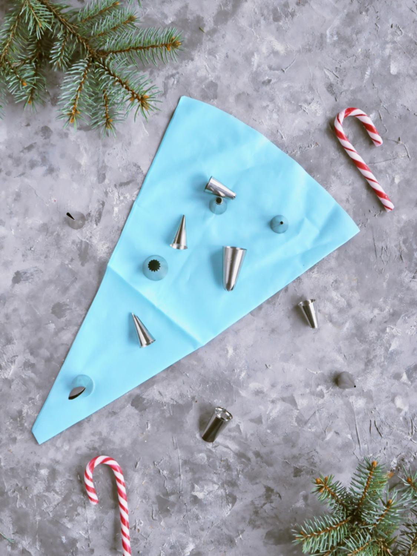 Poradnik prezentowy – prezenty dla torciar i fanek pieczenia - rękaw cukierniczy, tylki cukiernicze