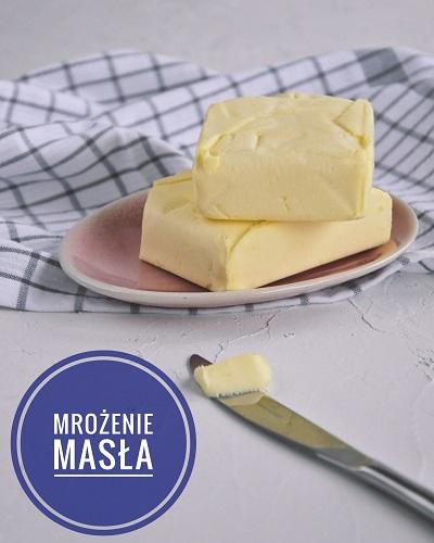 Czy można mrozić masło? Jak działa pieczenie?