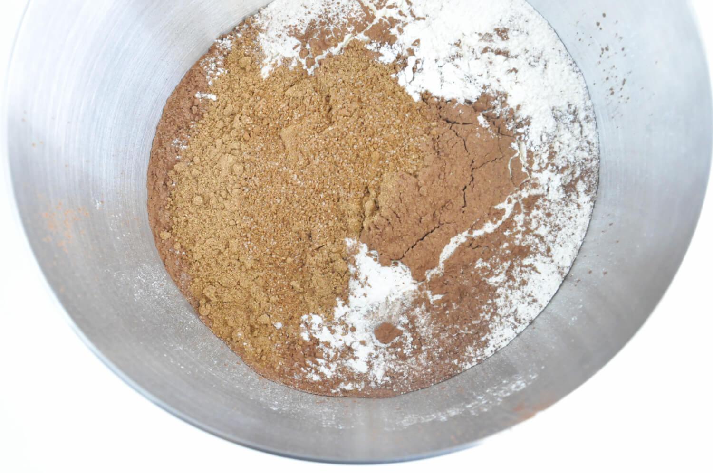 Przygotowanie ciasta na pierniczki