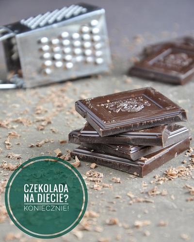 Czy na diecie można jeść czekoladę? Jak działa pieczenie?