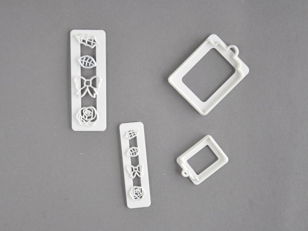 Polecane produkty z Aliexpress - wykrawacze etykiety z dodatkami