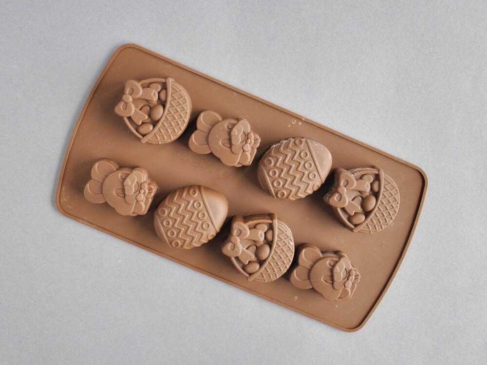 Polecane produkty z Aliexpress - forma silikonowa zajączki, pisanki i wielkanocny koszyk