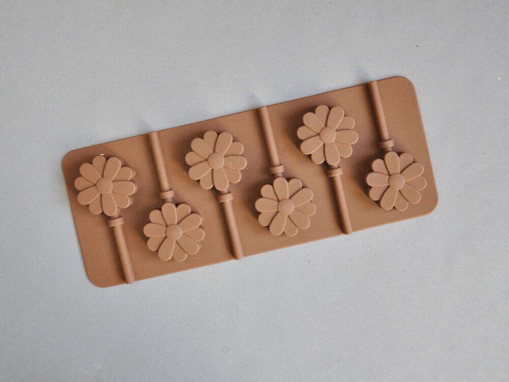 Polecane produkty z Aliexpress - forma do lizaków w kształcie kwiatków
