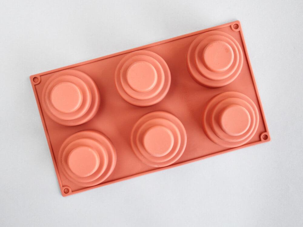 Polecane produkty z Aliexpress - forma silikonowa na monoporcje mini torciki piętrowe