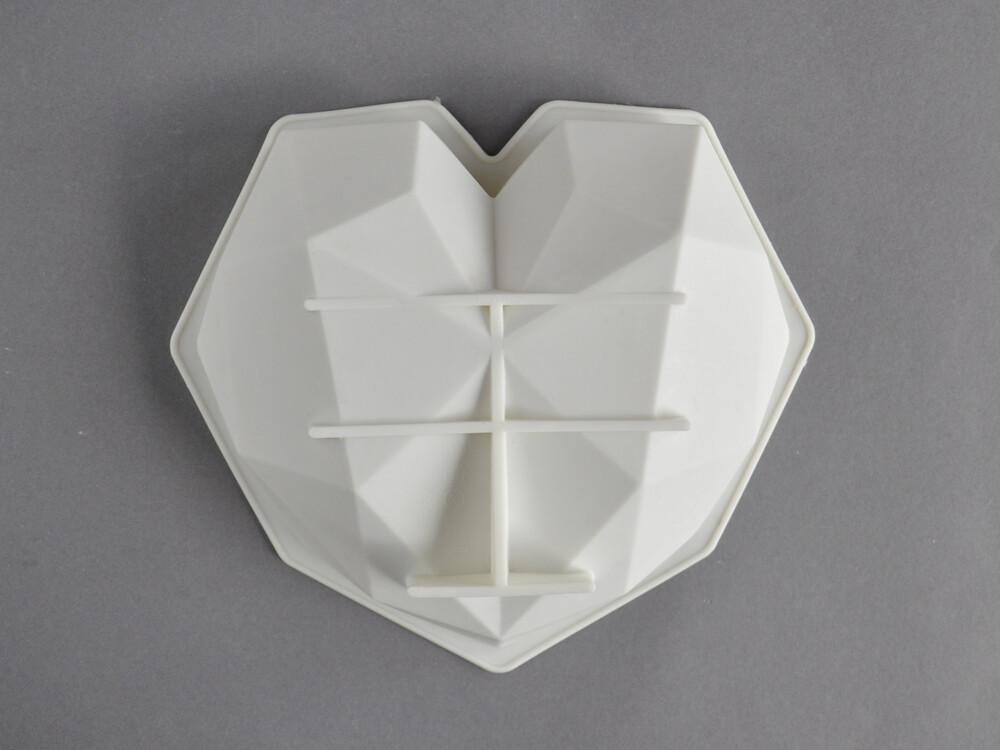 Polecane produkty z Aliexpress - Forma na torcik diamentowe serce