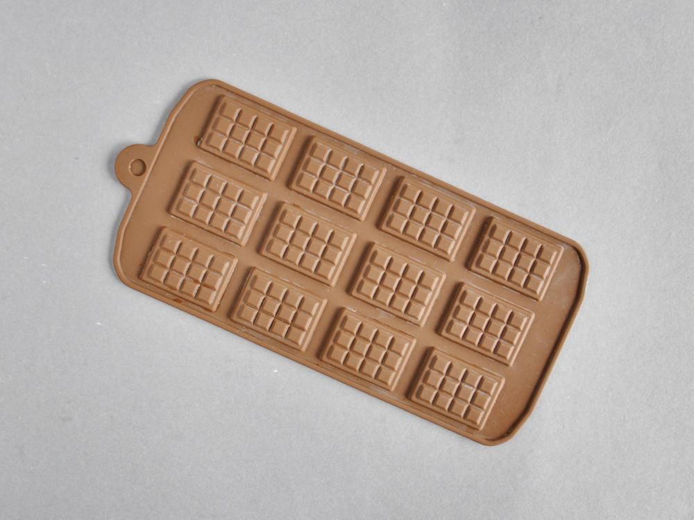 Polecane produkty z Aliexpress - Forma na mini tabliczki czekolady