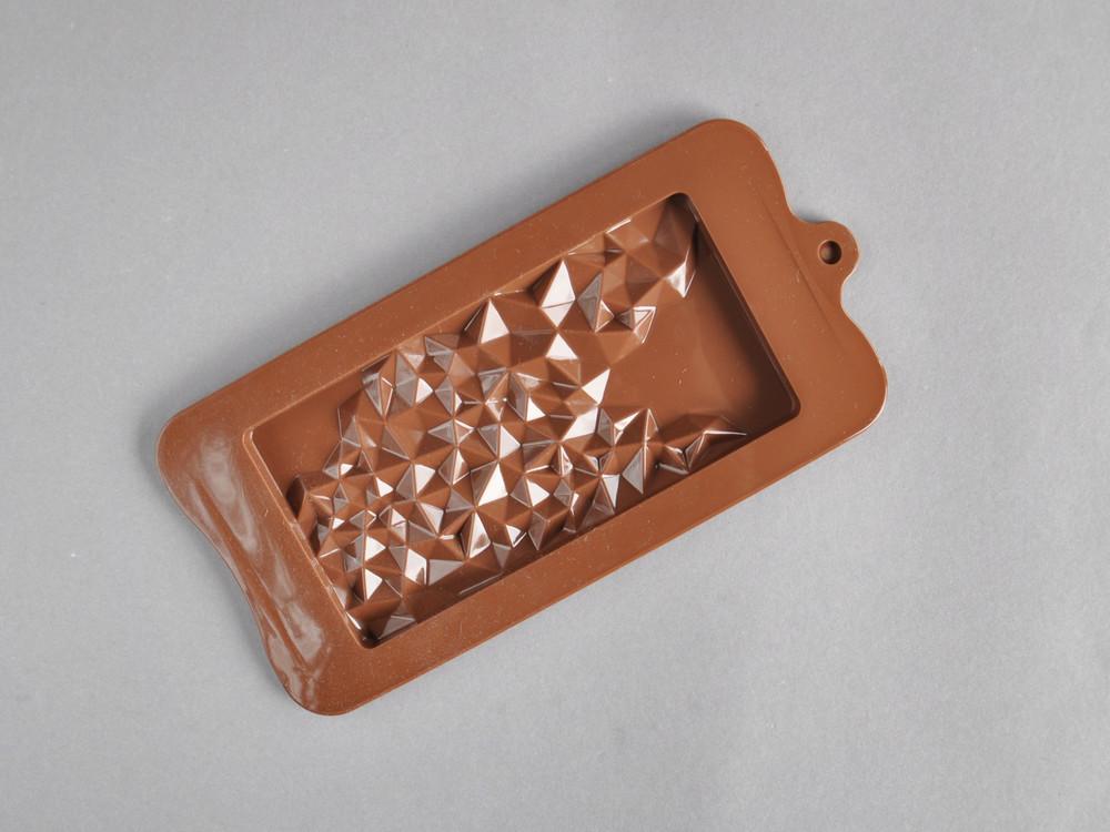 Polecane produkty z Aliexpress - Forma na dużą tabliczkę czekolady, geometryczna