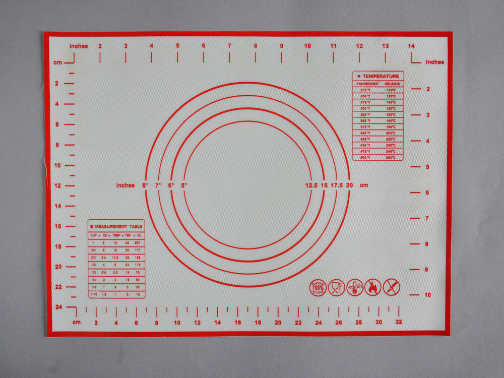 Polecane produkty z Aliexpress - Mata silikonowa