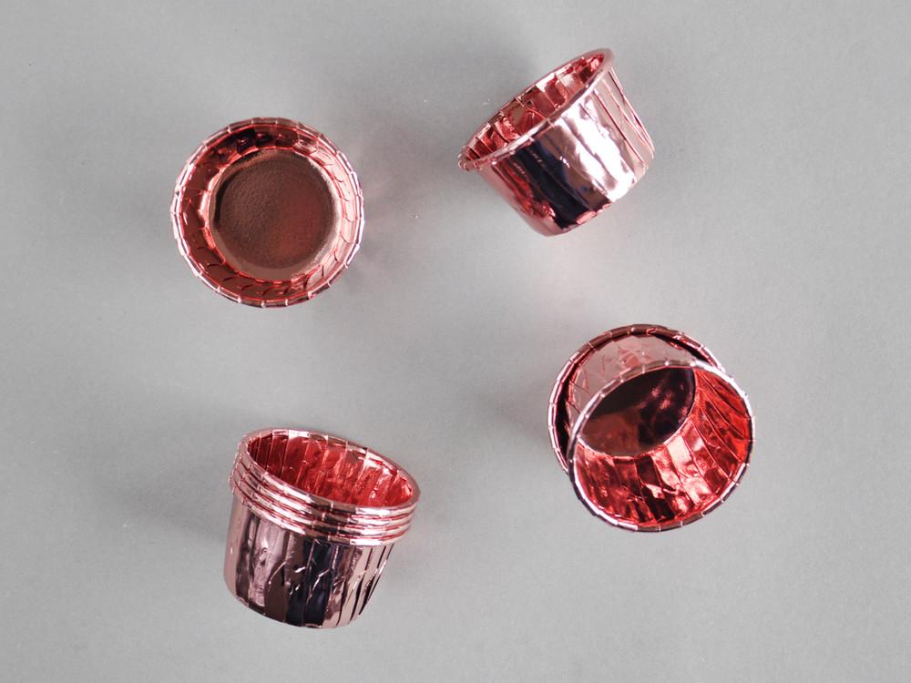 Polecane produkty z Aliexpress - Papilotki sztywne, foliowane, błyszczące
