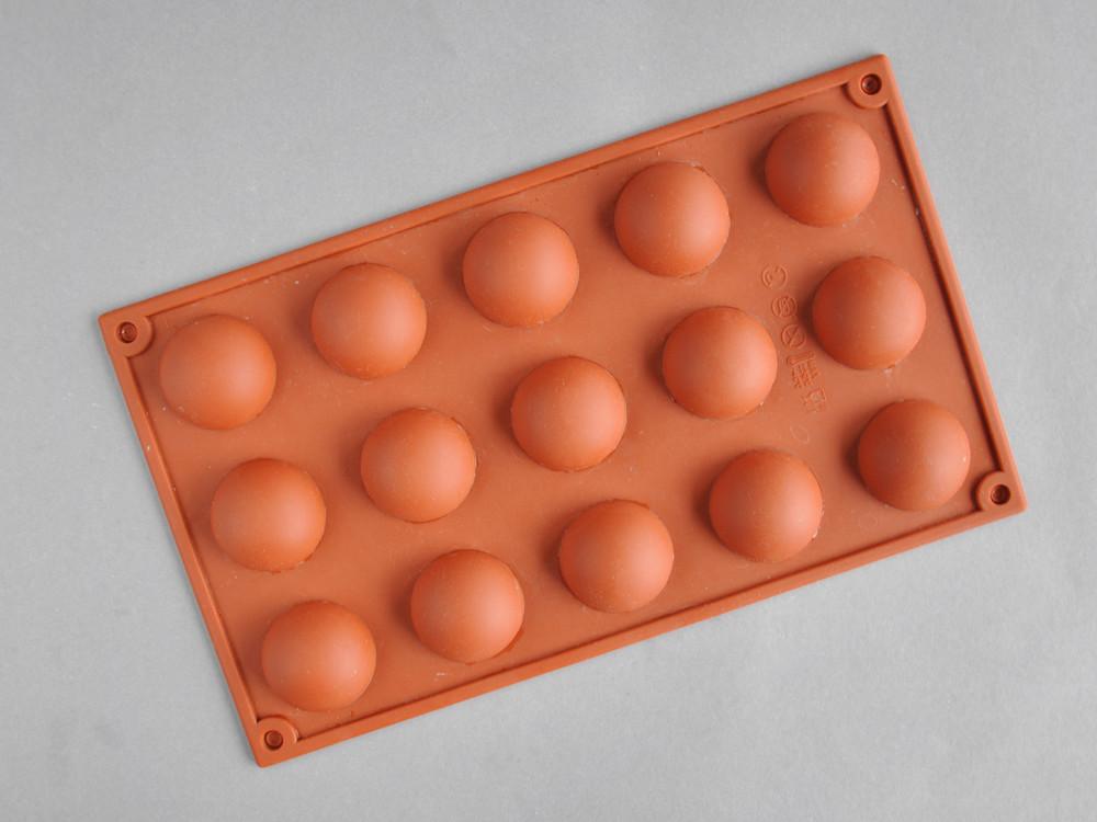 Polecane produkty z Aliexpress - Forma półkule małe