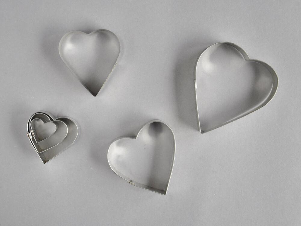 Polecane produkty z Aliexpress - Metalowe wykrawacze w kształcie serca
