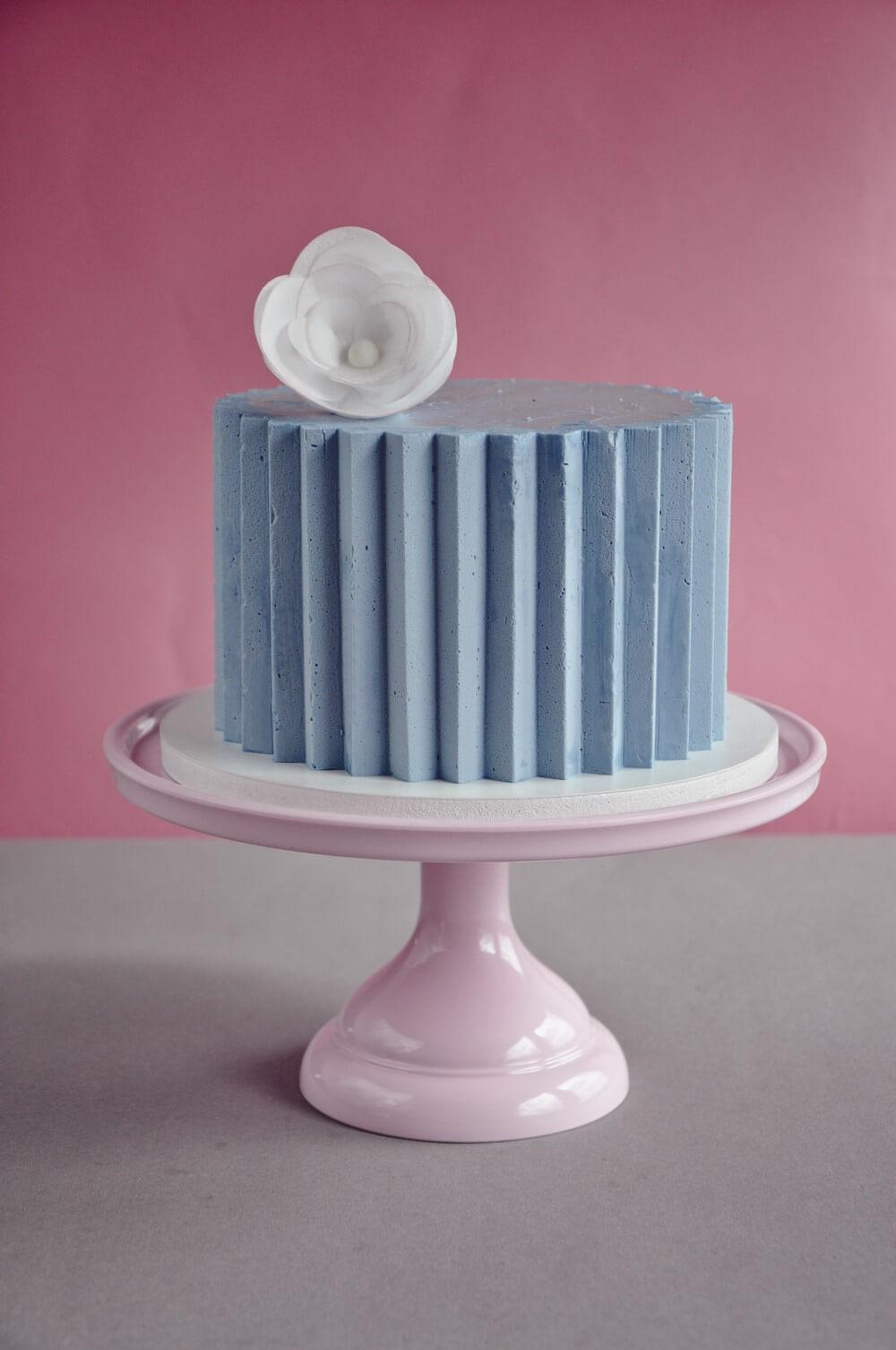 Jak przygotować tort Origami Cake? Tutorial krok po kroku.